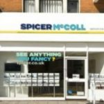 Spicer McColl Shop Fit out